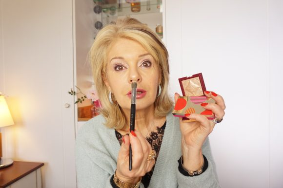 Maquillage St Valentin anti âge avec Pupa
