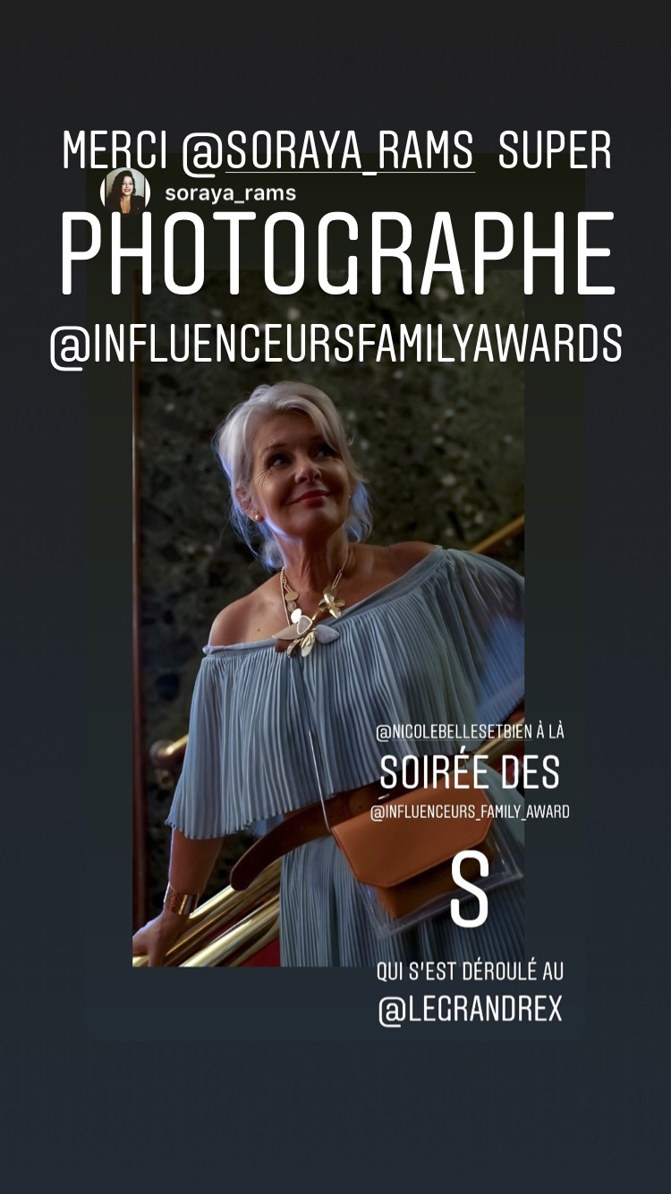Cérémonie- Influenceurs -Family-Awards