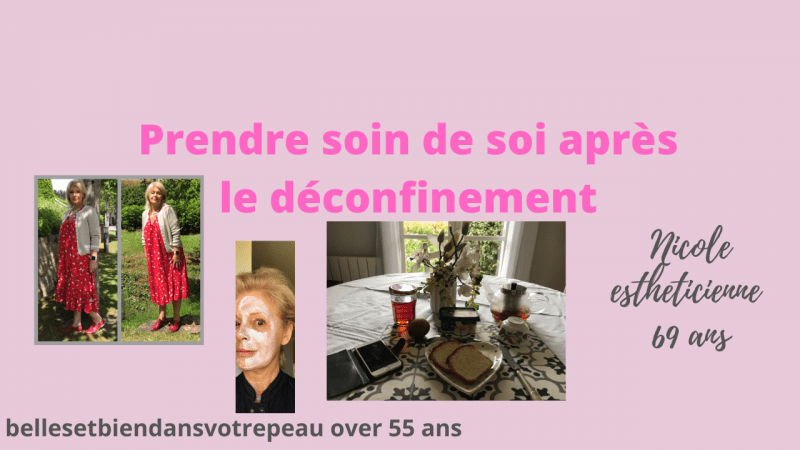 Reprise de soi après le déconfinement